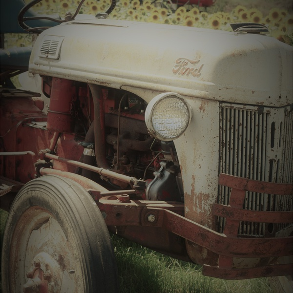 Antique Worker