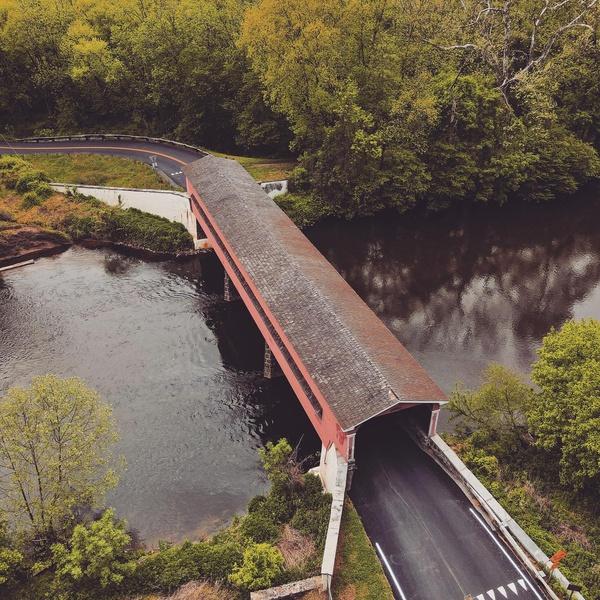 Smithsbridge Covered Bridge, Delaware