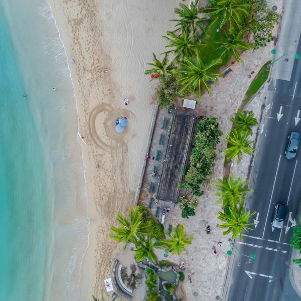 Waikiki Beach Resort, Oahu, Hawaii