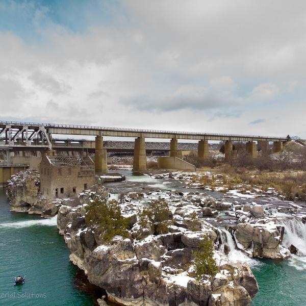 American Falls Dam