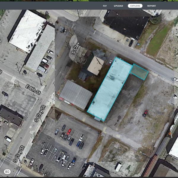 Clay Pre-Demolition Survey