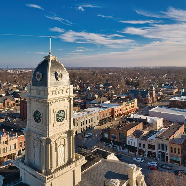 Noblesville Clock Tower