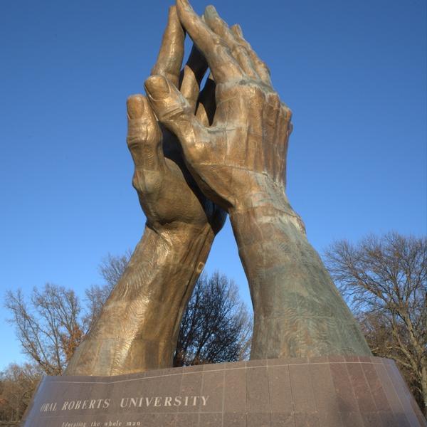 Praying Hands ORU