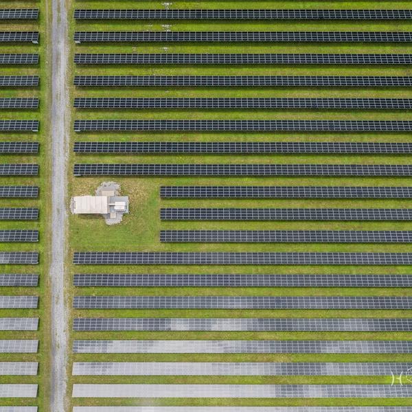 A Solar Farm in Emmitsburg, MD