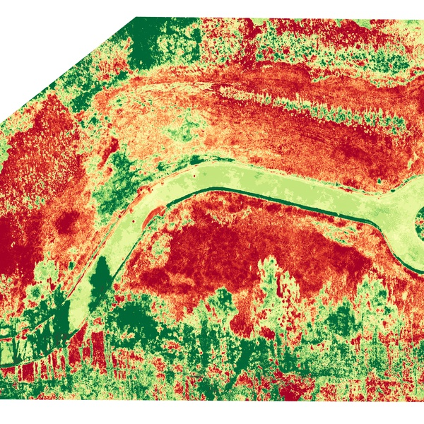 Mapping Plant Health