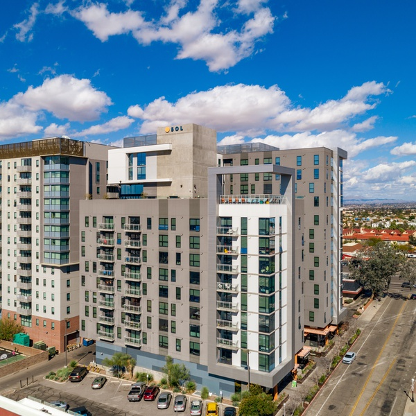 High-rise Student Housing