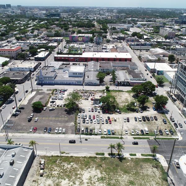 Construction site Miami