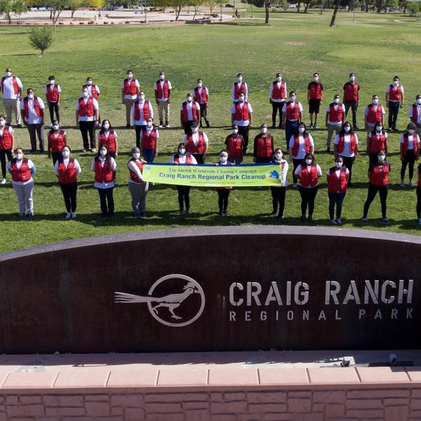 Craig Ranch Clean Up