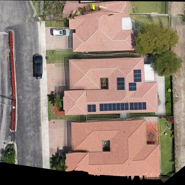 2D Map Solar Panel Project