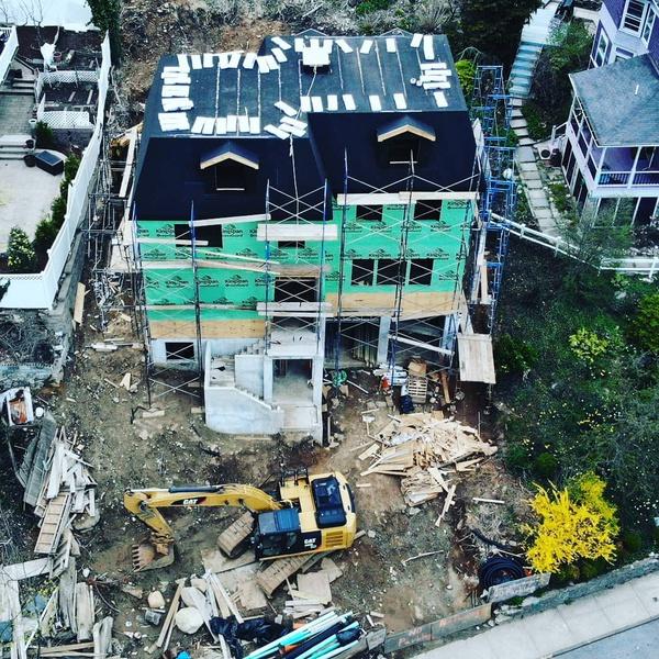 Construction Progress Review
