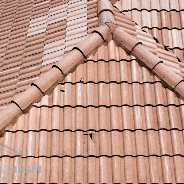 Roof Inspections - Locate the damage with our high resolution images