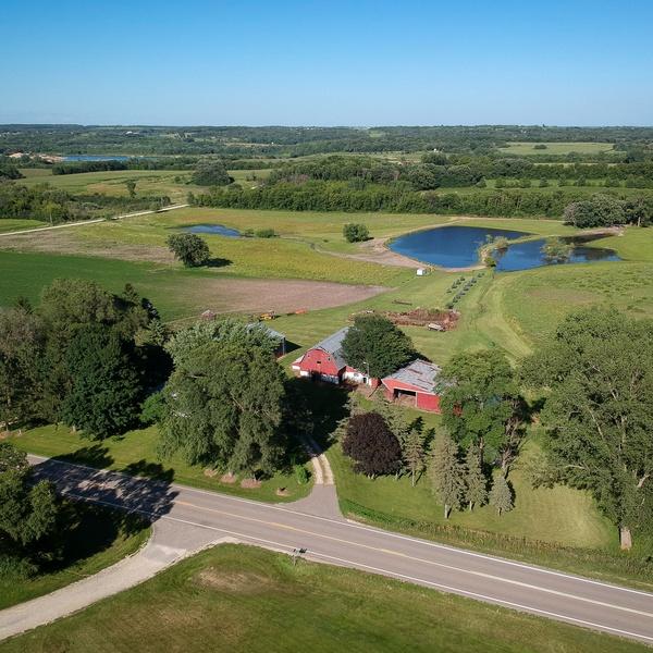 Minnesota Farm, Summer