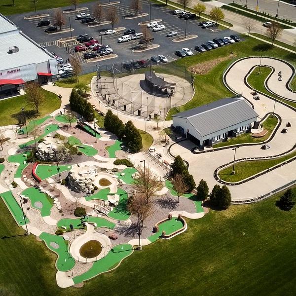 Badger Sports Park in Appleton, WI