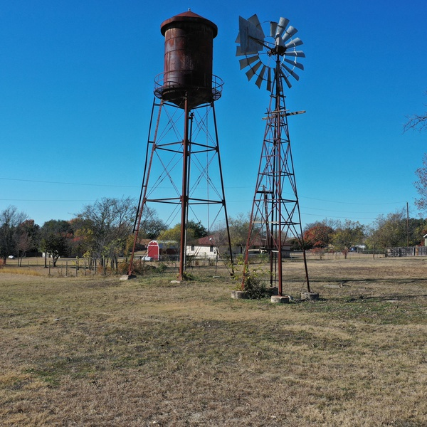 Windmill Water Tower