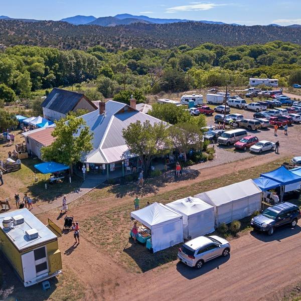 Mimbres Hummingbird Festival 2019, held at the Mimbres Culture Heritage Site. Mimbres New Mexico