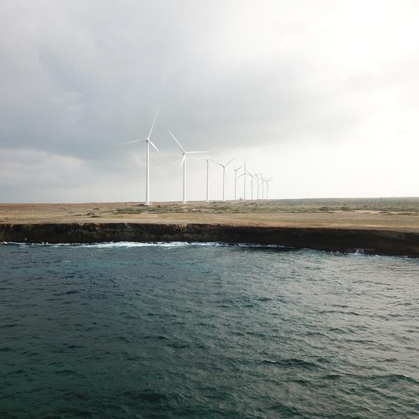 Windfarm Aruba