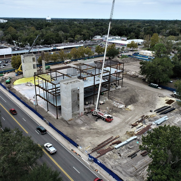 Santa Fe College Blount Center Expansion - Gainesville, FL