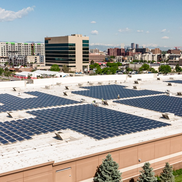 Commercial Solar Panel Marketing - Go Green Electric