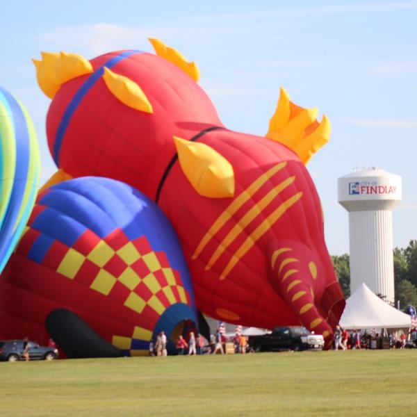 Flag City Balloon Fest