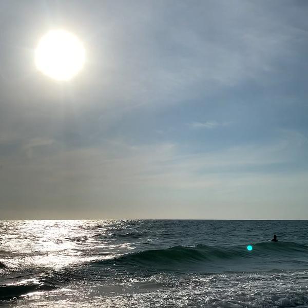 Footage of ocean is my favorite!