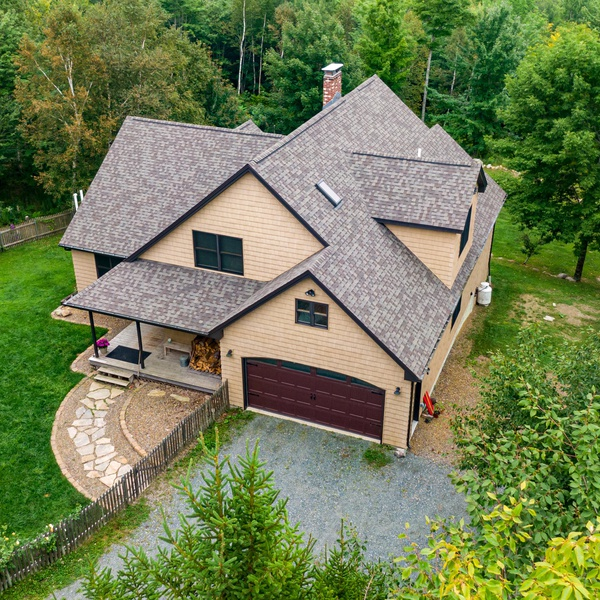 Ellsworth ME - Real Estate aerial