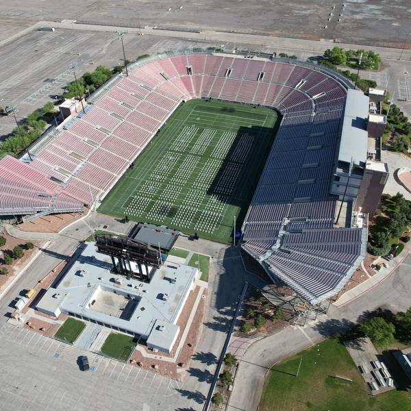 UNLV Sam Boyd Stadium
