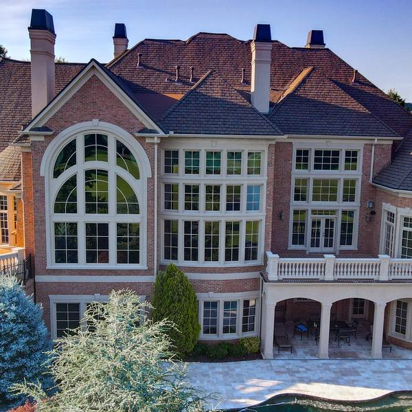Real Estate Aerial Photo - Atlanta, GA