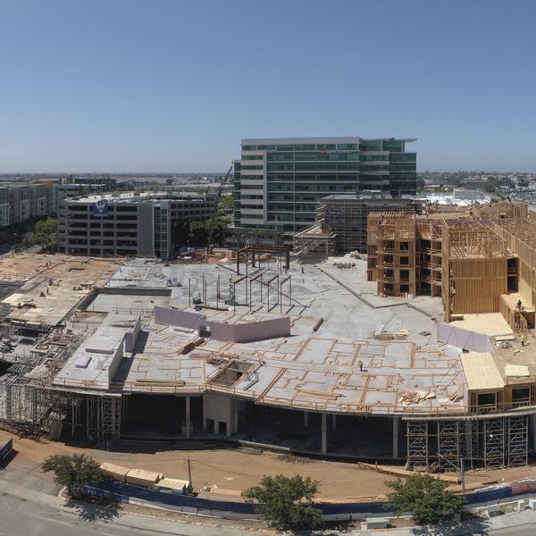 Construction Pano