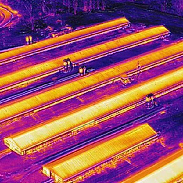 Heat loss thermal