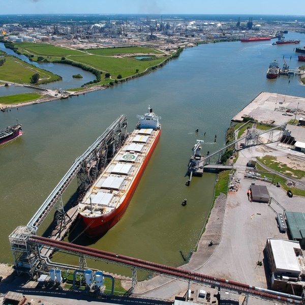 Port of Houston // Civil Project