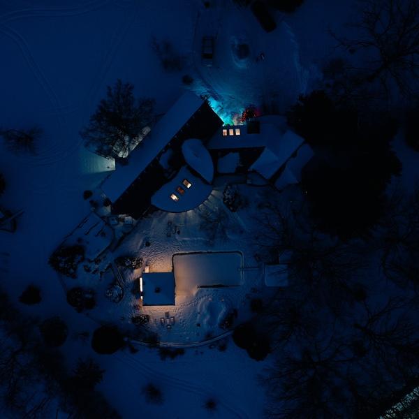 Twilight Aerial