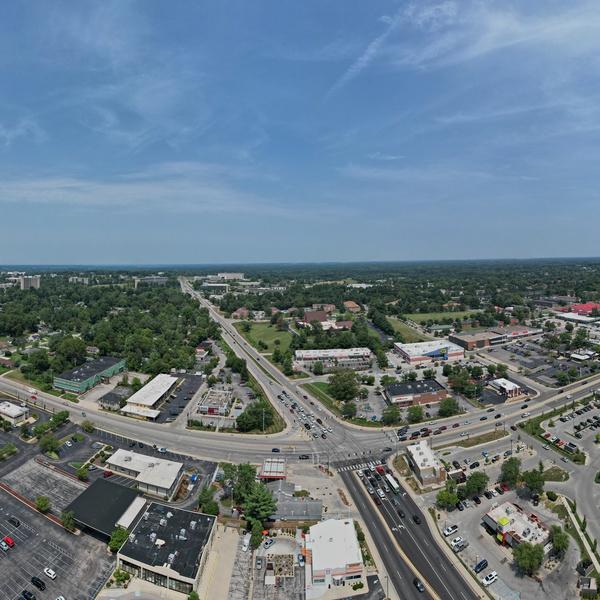 180° Panorama (Bloomington, IN)