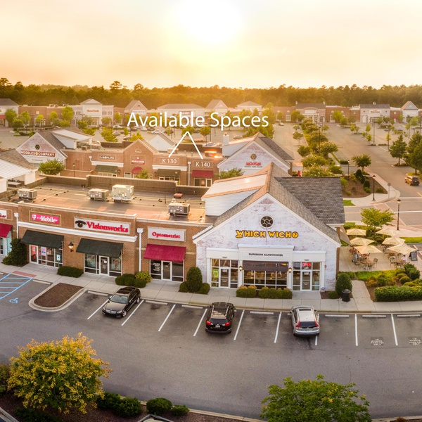 Labeled Pano for Commercial Leasing