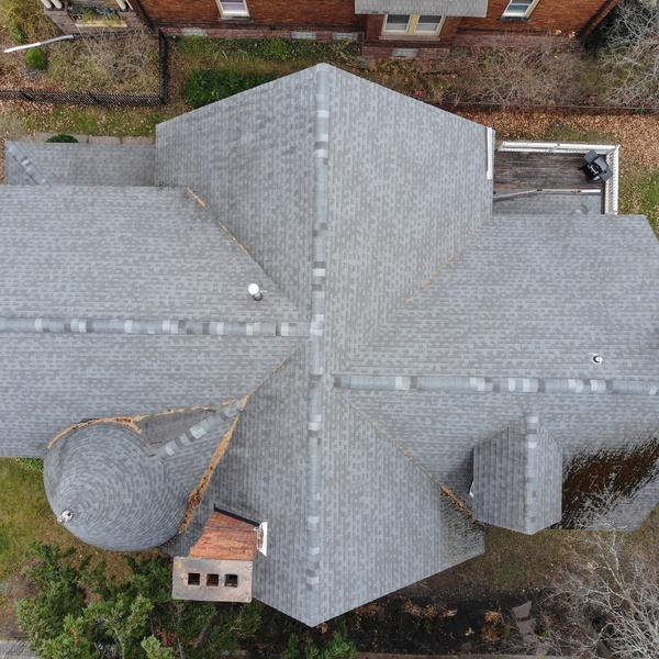 Roof Overhead