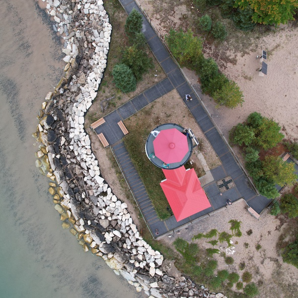 Crisp Point Lighthouse, Michigan