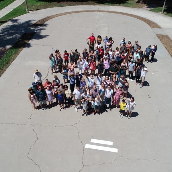 Drone Photography Job - Group Photos - La Mesa, California