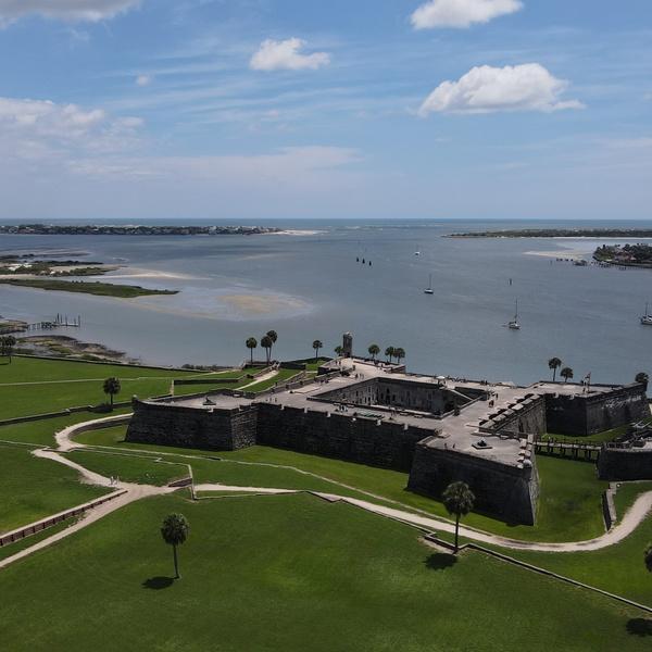 San Marcos Castle, St. Augustine