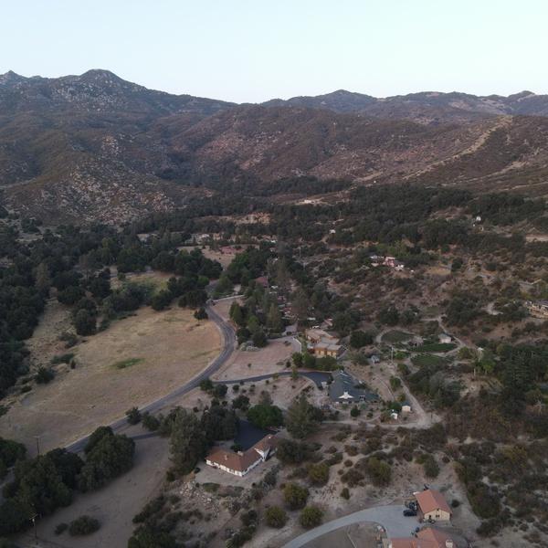 Warner Springs CA.