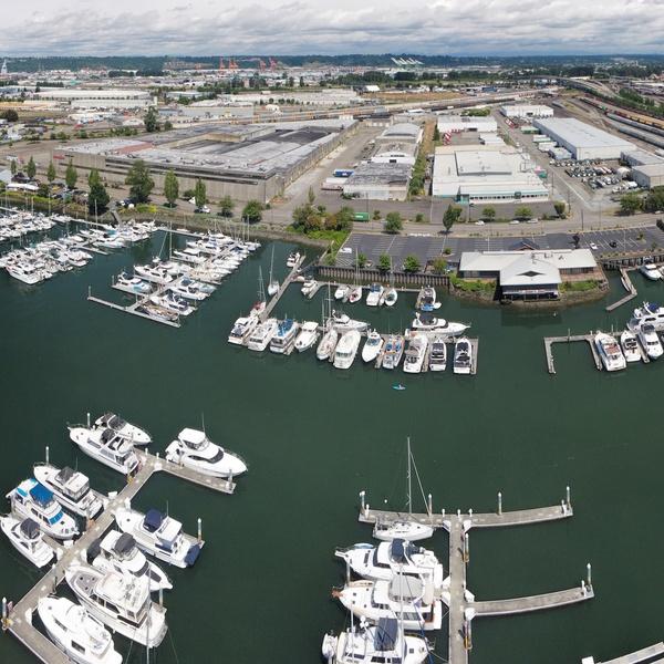 Thea Foss Waterway, Tacoma