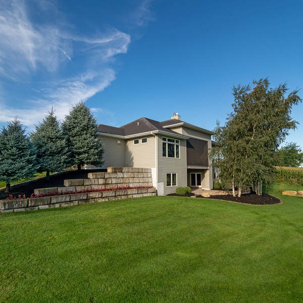 Real Estate Ground Photography - Thomson, IL