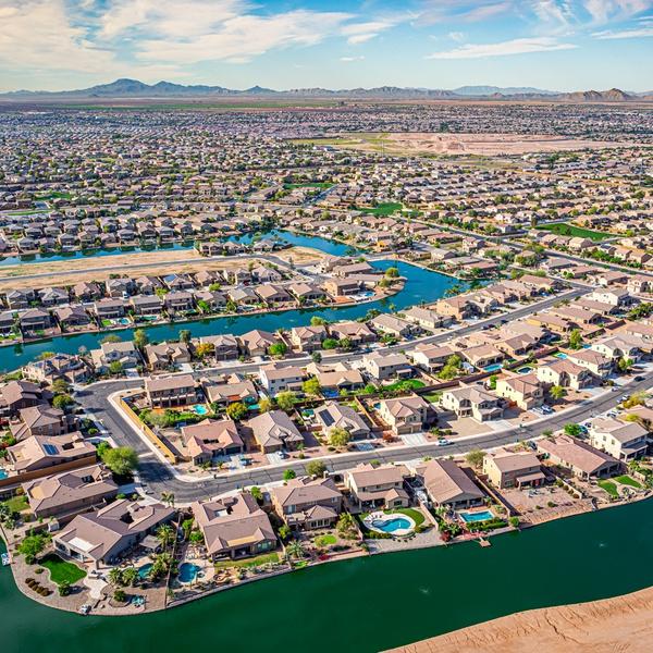 Aerial Real Estate 2