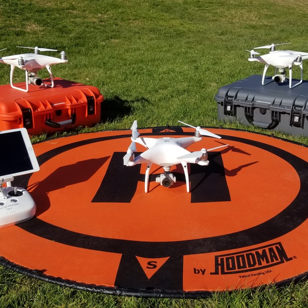 DJI Phantom 4 Pro Drone Fleet
