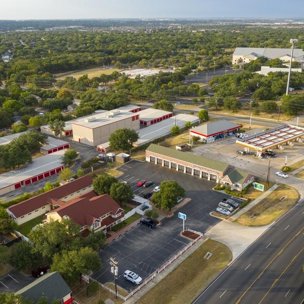 Promotional photoshoot, Christian Brothers Automotive shopping center RR 620, Austin, TX