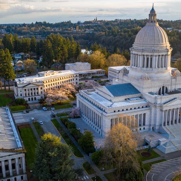 Washington State Capitol Building and Campus