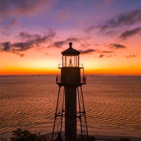 Sanibel Island Light House