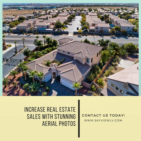 Skyview LV Aerial Photo