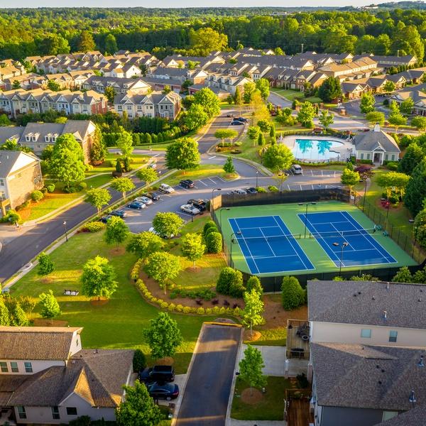 Condo in Suburban Atlanta
