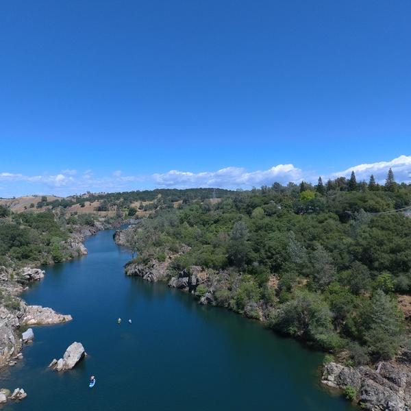 Folsom river