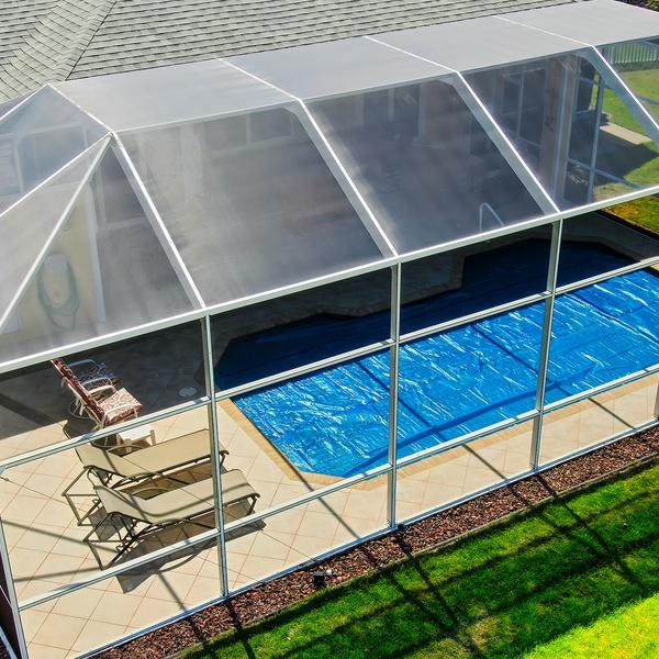 Pool Enclosure Ad
