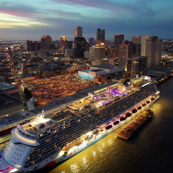 NCL Breakaway at New Orleans